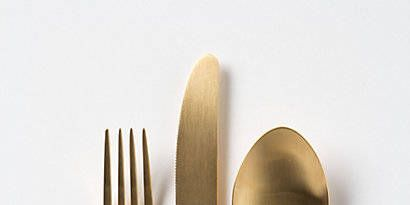 The 15 Metallic Accessories You Need To Create The Perfect Thanksgiving Tablescape