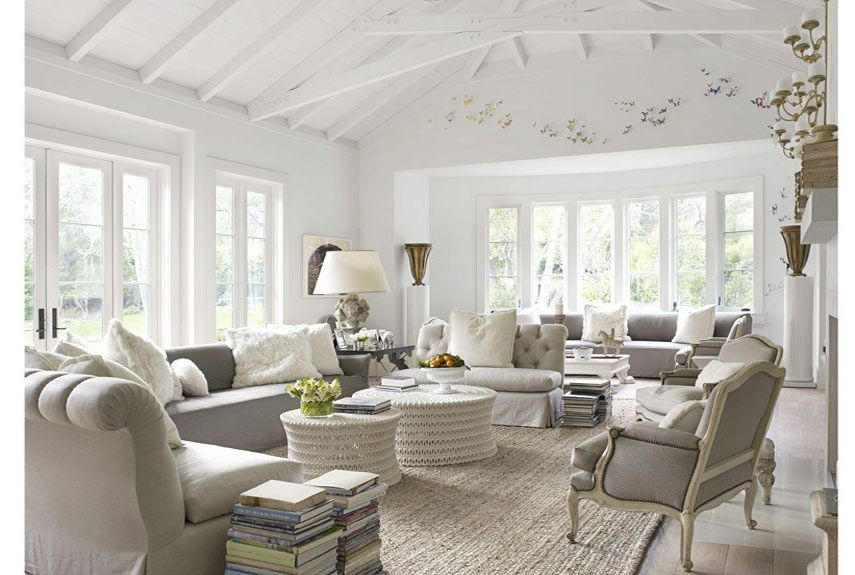 French Design Living Room Part - 18: House Beautiful