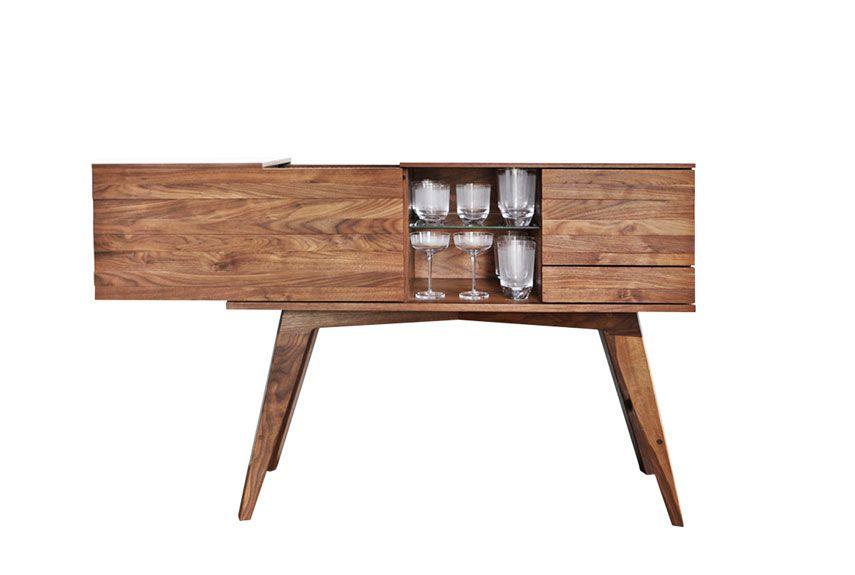 Home Bar Cabinets - Modern Bar Cabinet Furniture
