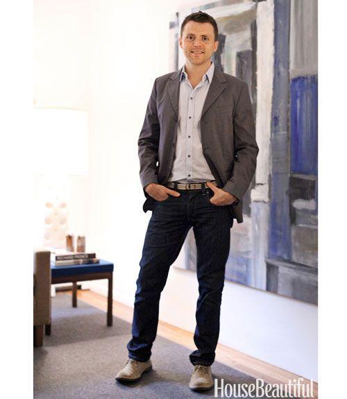 Next Wave Interior Designer Tim Brown