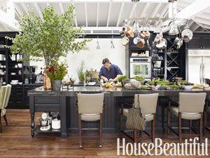 A Multipurpose Kitchen Island