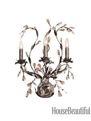 circeo candle wall sconce