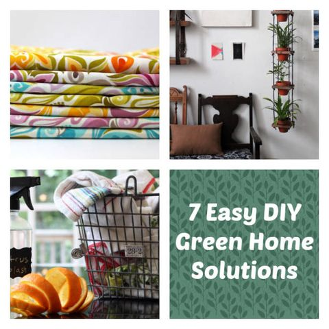 green home diy eco friendly home solutions