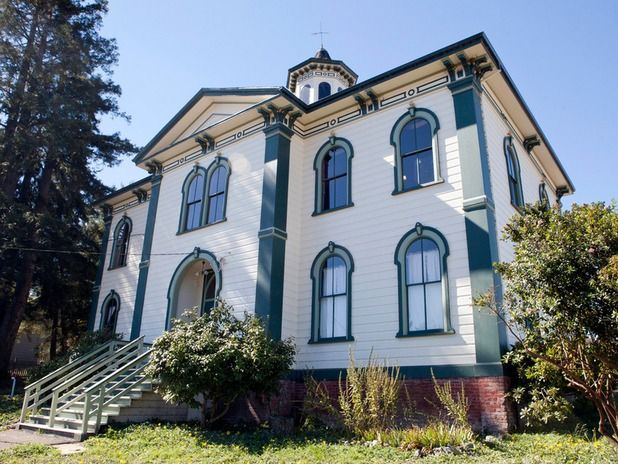 The Schoolhouse from The Birds Is Now a Beautifully Restored (and Haunted) Private Home