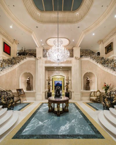 This $195M Beverly Hills Palazzo Is America's Newest Most Expensive Home