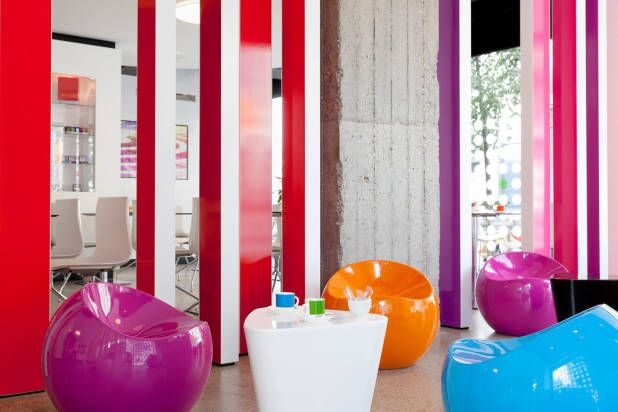 This is the Most Colorful Hotel in the World