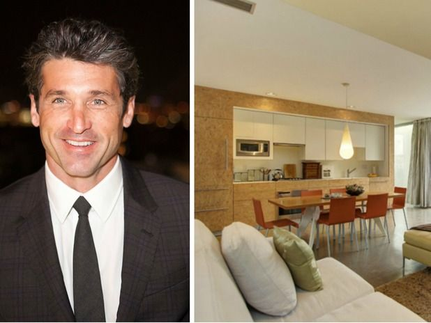 Patrick Dempsey Buys a Dreamy House in Venice Beach