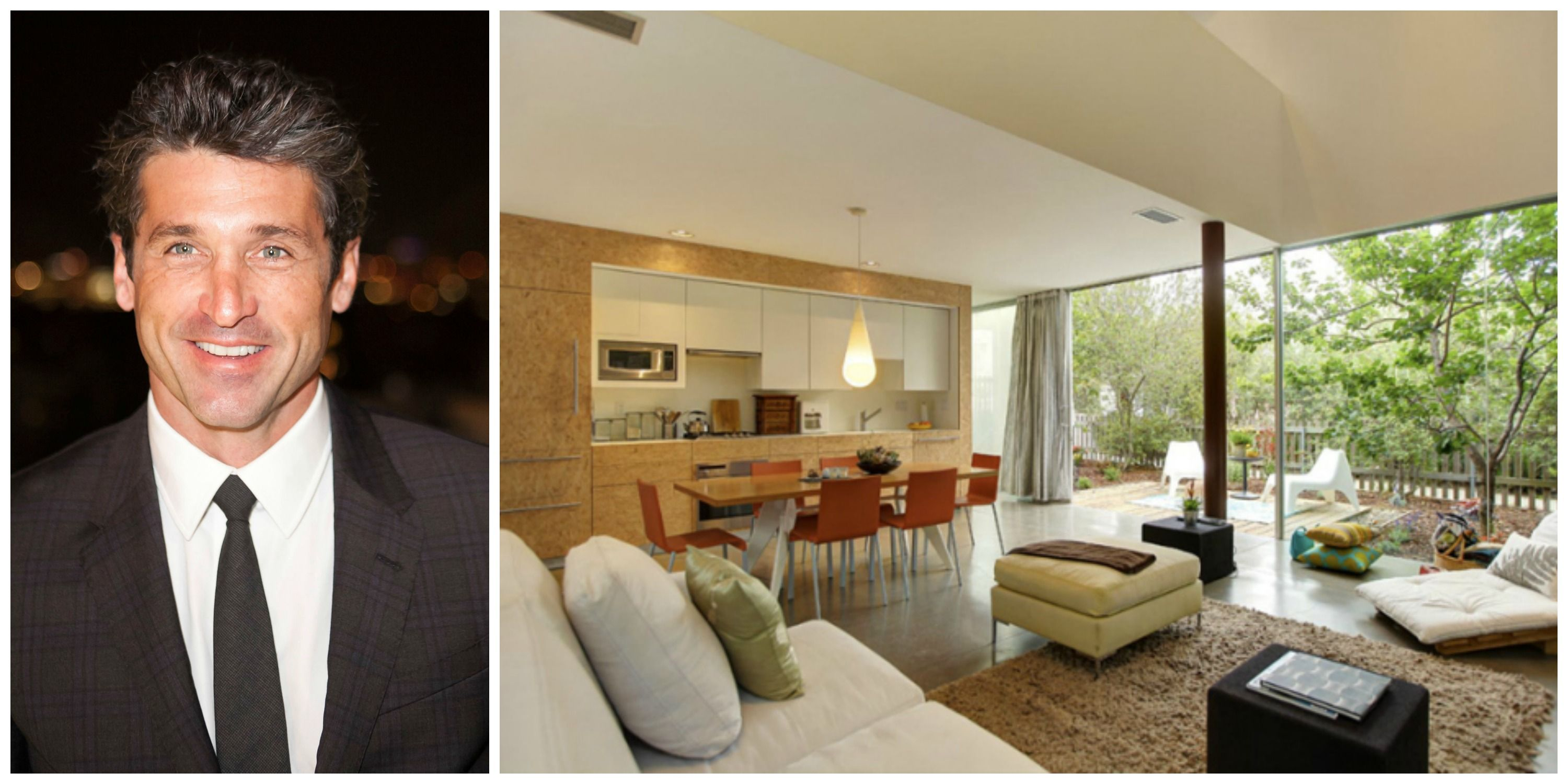Patrick Dempsey Buys House In Venice Beach California Home