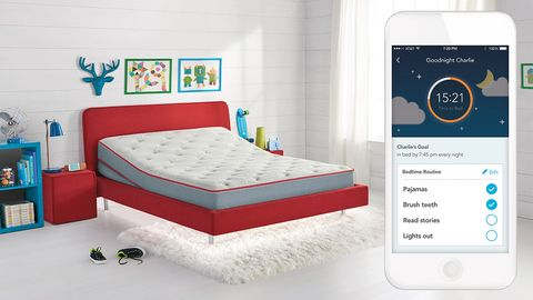 sleep number kids bed