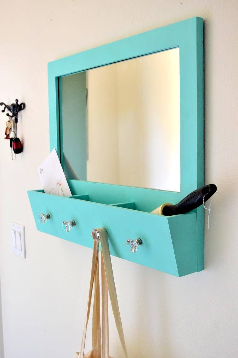 25 DIY Storage Ideas - Easy Home Storage Solutions