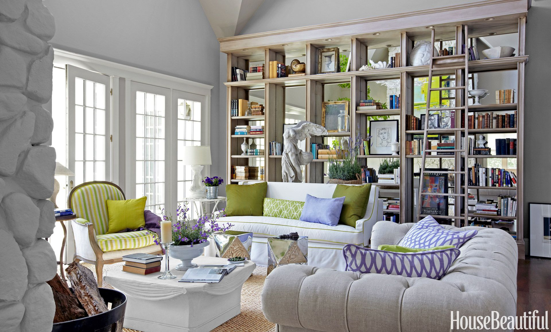 Living Room Bookshelf Decorating Ideas Alluring Bookshelf Decorating Ideas  Unique Bookshelf Decor Ideas Design Ideas