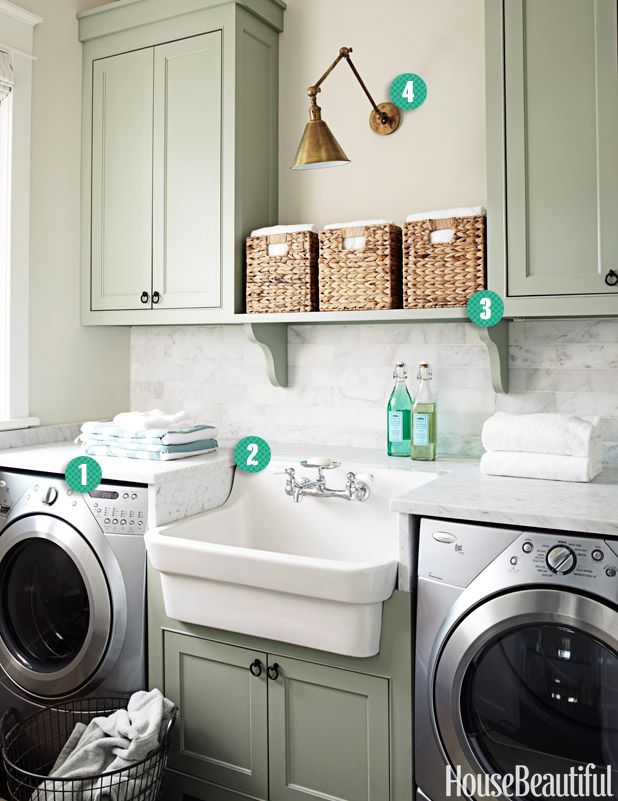 Laundry Room Design Essentials - Laundry Room Design Ideas