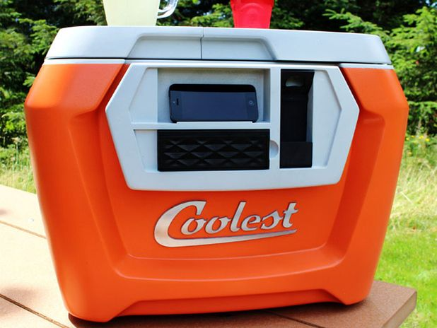 The Most Successful Kickstarter Project in History is...a Cooler