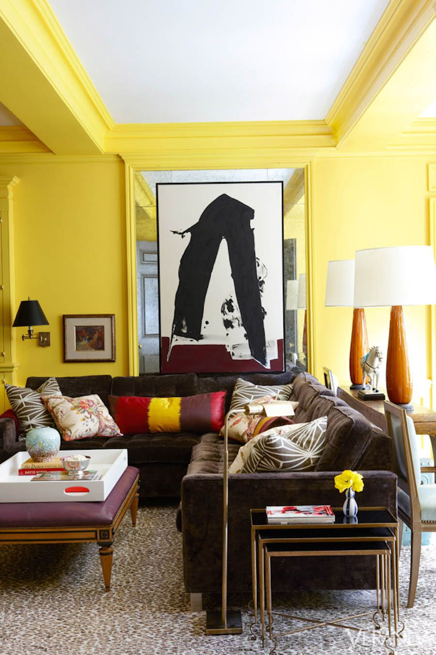 Living Room Yellow Walls 9 Best Shades Of Yellow  Top Yellow Paint Colors