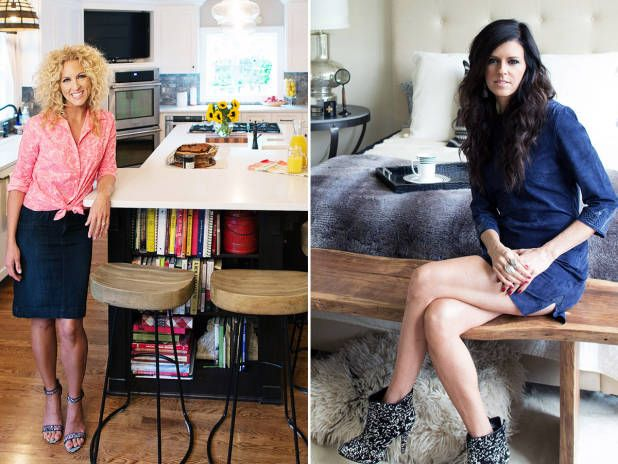 Country Band Little Big Town On Their Decor Style, How to Make a Tour Bus Feel Homey, and More