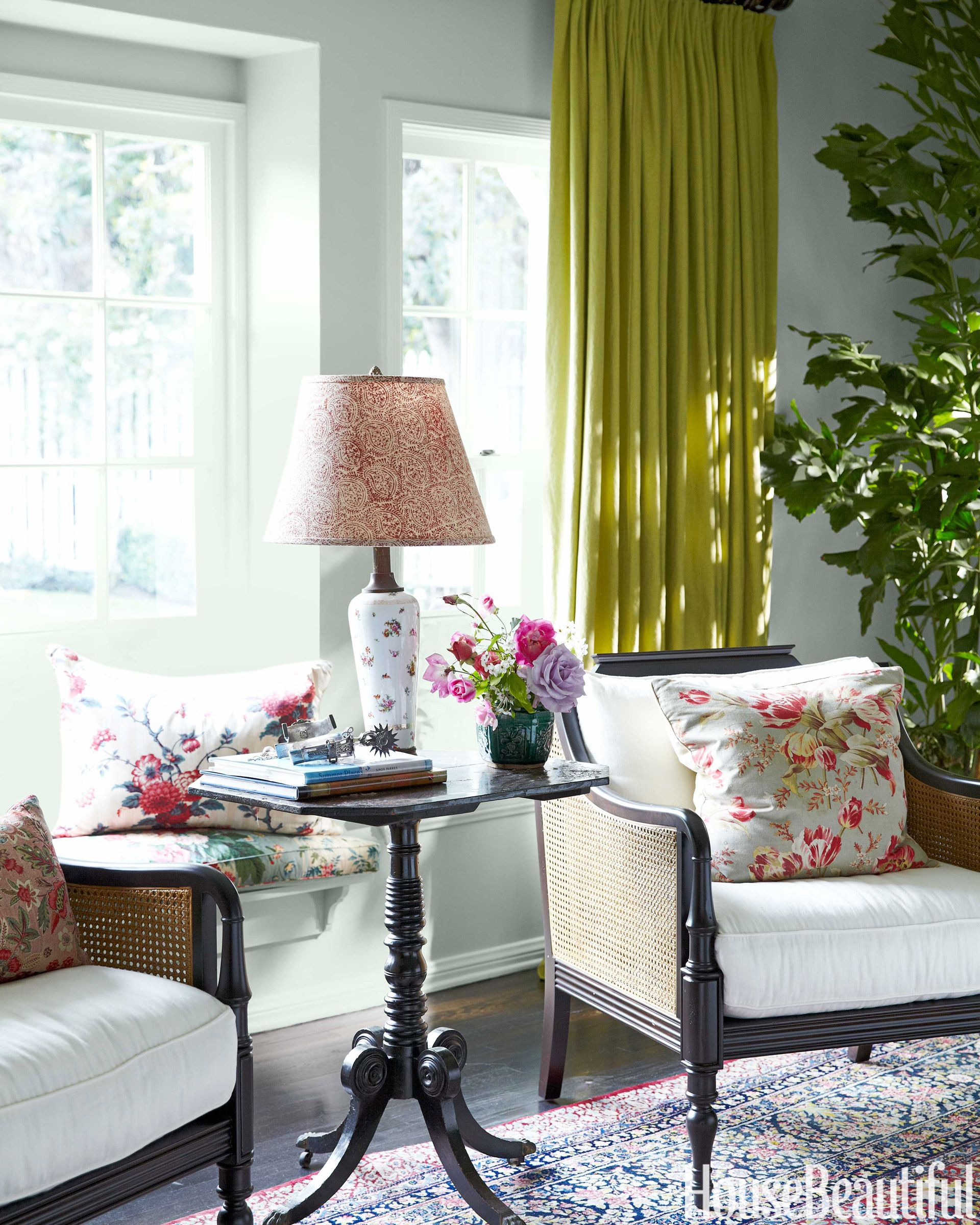 Tour a los angeles cottage with granny chic charm