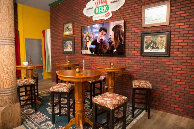 The One Where 'Friends' Central Perk Is Brought To Life