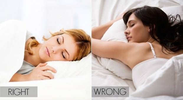17 Ways You're Sleeping Wrong
