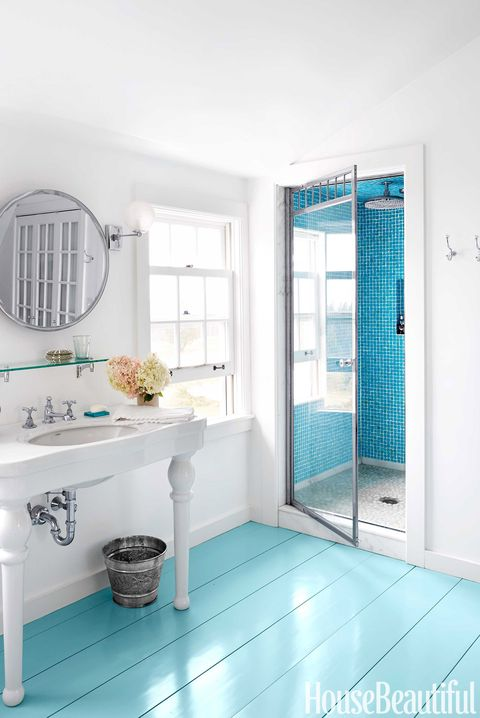 12 Best Blue Bathroom Ideas How To Decorate Blue Bathrooms