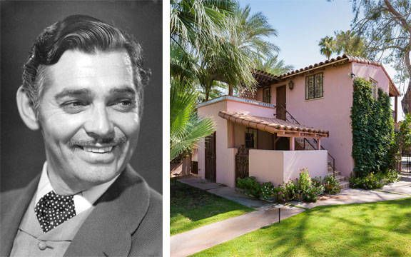 Old Hollywood Homes Gorgeous Clark Gable Palm Springs Home For Sale  Live Like Clark Gable Decorating Inspiration