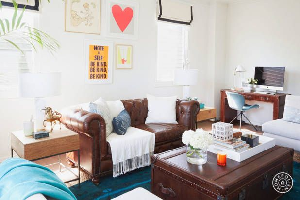 Gwyneth Paltrow's Assistant Gets A Small Space Makeover