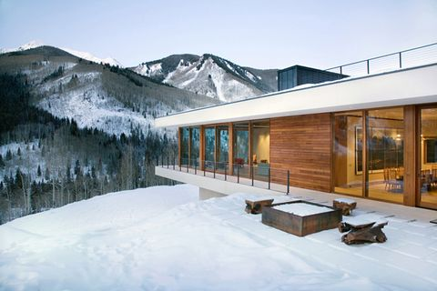 20 Perfect Homes To Spend A Snow Day In Beautiful Winter Homes