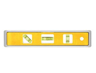 johnson 9 inch magnetic aluminum torpedo level