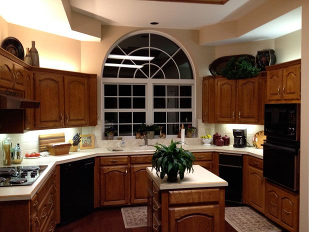 Before & After: A Dated Kitchen Gets A Bright Makeover