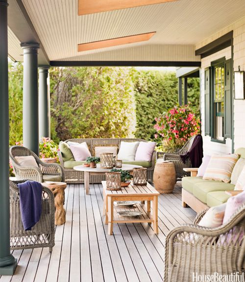 Best Porch Decorating Ideas Summer Porch Design Tips - Front porch makeover ideas