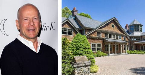 See Inside Bruce Willis's New $12 Million, 22 Acre Home — You Won't Believe The Views