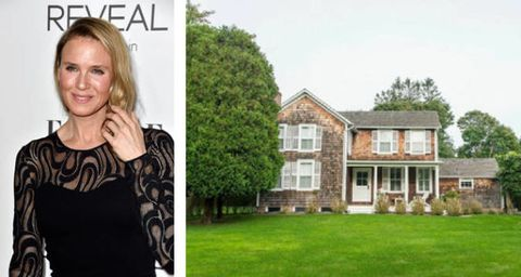 See Inside The Hamptons Home Renee Zellweger Just Listed For $4.45 Million