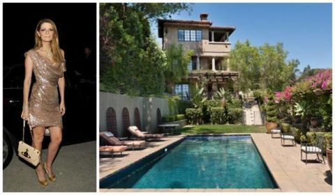 Mischa Barton's Home Has 10 Bathrooms, And It's For Sale