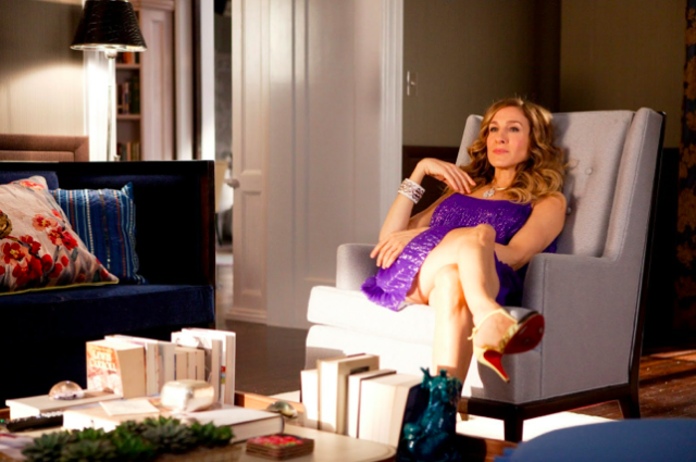 Our Favorite New York City TV Show Apartments