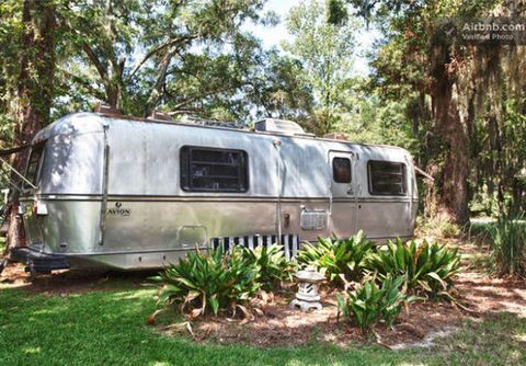 Airstream Trailer Rentals Glamping