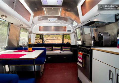Airstream Trailer Rentals - Glamping