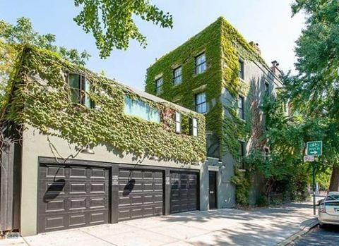 Your Chance To Live In Michelle Williams Brooklyn Home, Complete With Waterfall