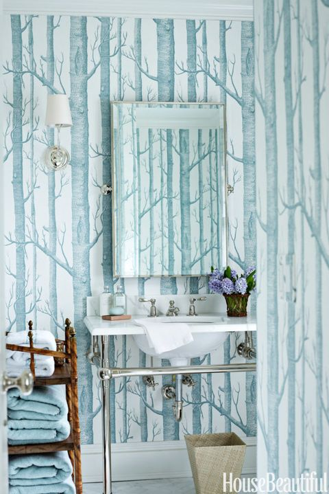cole and son woods wallcovering