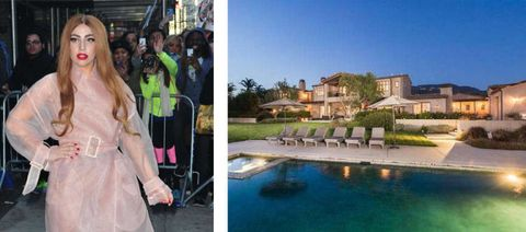 See Inside Lady Gaga's New $23 Million Mansion—Complete With Bowling Alley
