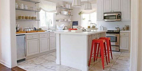 Before & After Makeover: A Dark, Dated Kitchen Goes Light and Bright