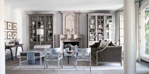English Style Bookcases