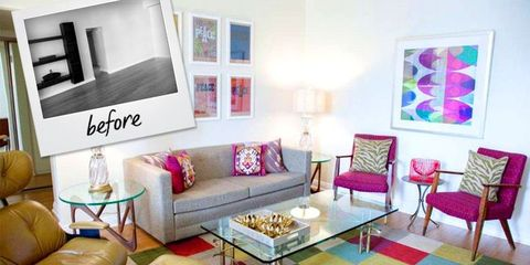 tracy anderson living room