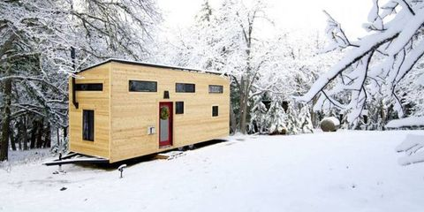 350 Square Feet For $22k: The Tiniest, Most Brilliant Home We've Seen