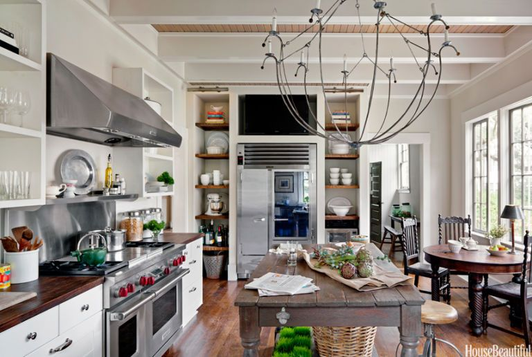 House Beautiful Kitchens Enchanting French Kitchen Decorating Ideas  French Country Kitchen Design Decorating Design