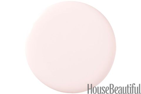 light pink paint
