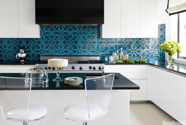 40 Best Kitchen Countertops Design Ideas - Types of Kitchen Counters
