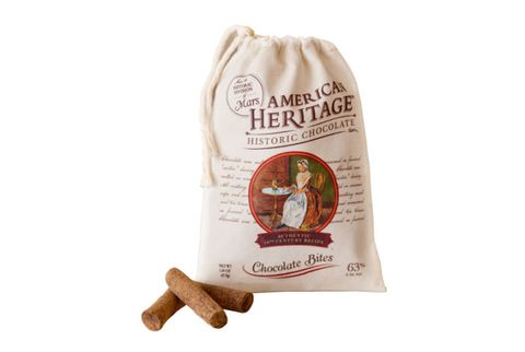 american heritage chocolate bites