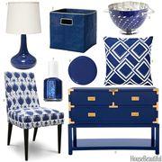 sapphire blue accessories