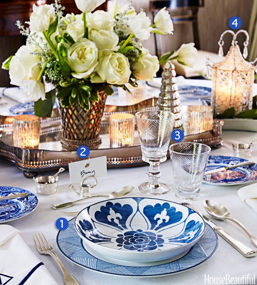 bunny williams christmas table & Bunny Williams Christmas Table - How to Decorate a Christmas Table