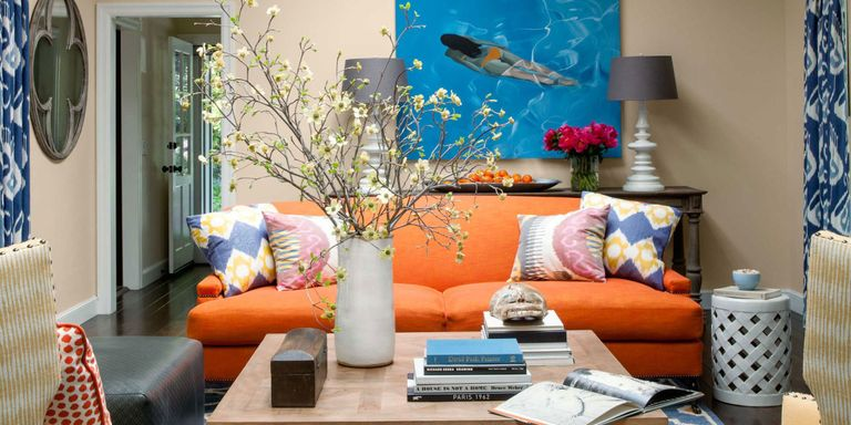 A Happy California House With Colors Inspired by Nature