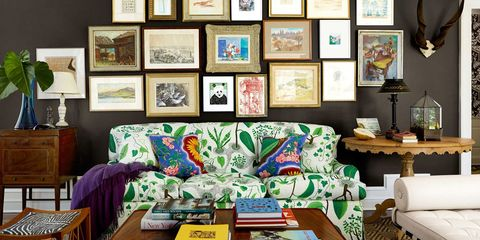 Inside a 1920s Colonial House With Artistic Flair